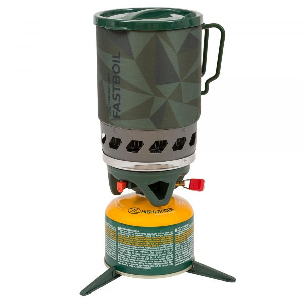 Highlander Réchaud Fast Boil MKIII Stove olive