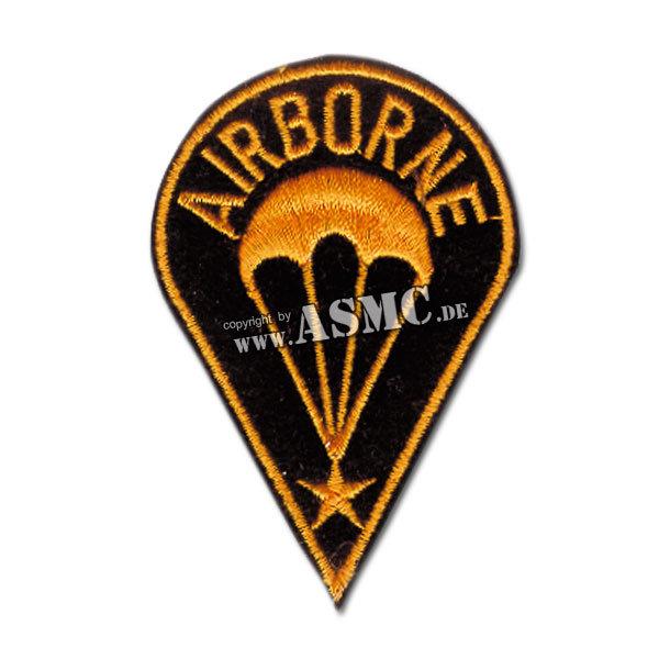Insigne tissu Para Airborne Star
