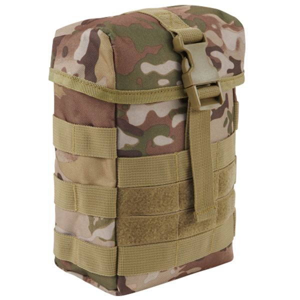 Brandit Pochette Molle Pouch Fire tactical camo
