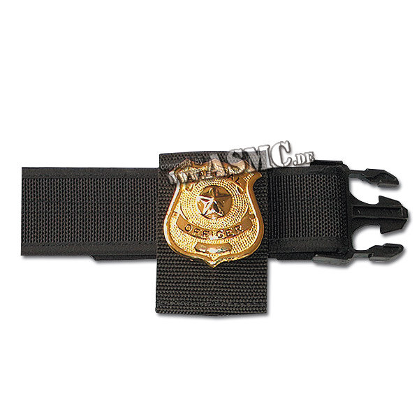 Porte-badge nylon