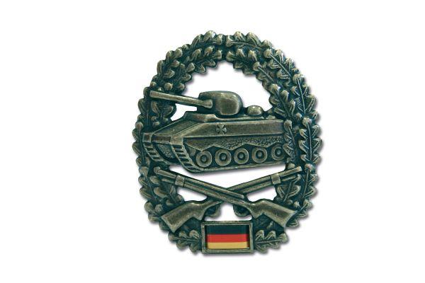 Insigne de béret BW Grenadier de char