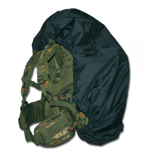 Couvre sac à dos TacGear noir