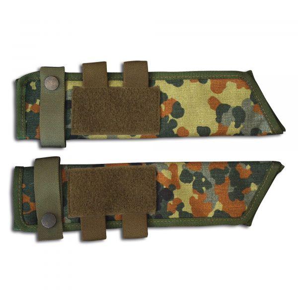 Protection d'épaule Pro flecktarn Type II