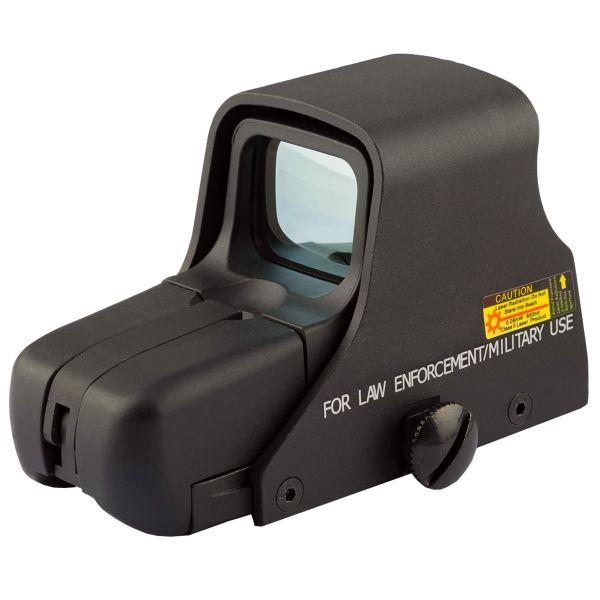 GFA Lunette de visée 551 Type Red Dot Sight noir
