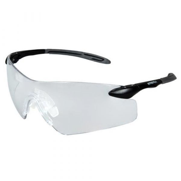 Pyramex Lunettes de protection Intrepid II Clear Glasses noir