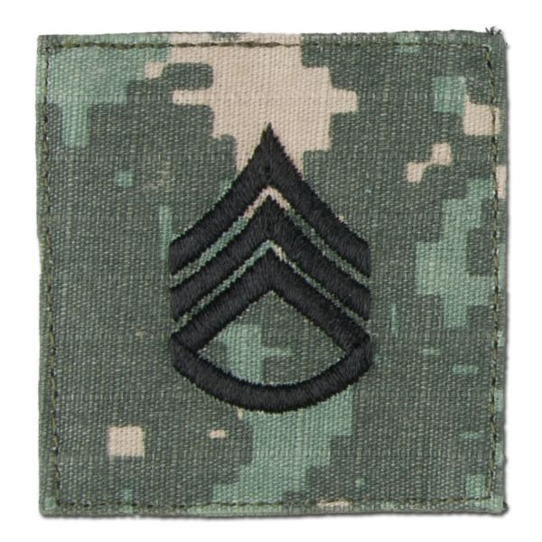 Galon de grade ACU digital Staff Sergeant