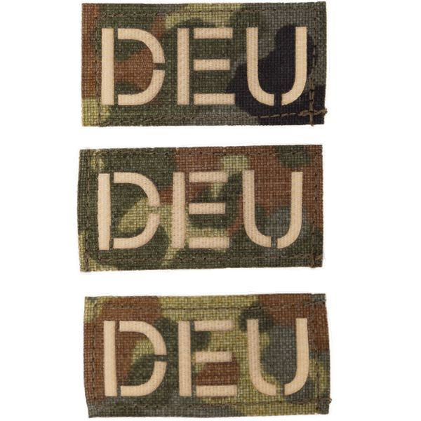 Zentauron Patch DEU petit flecktarn