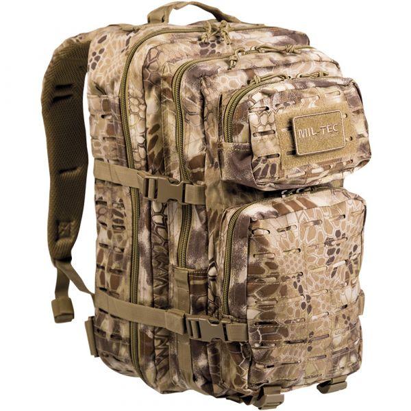 Sac à Dos US Assault Pack LG Laser Cut mandra tan