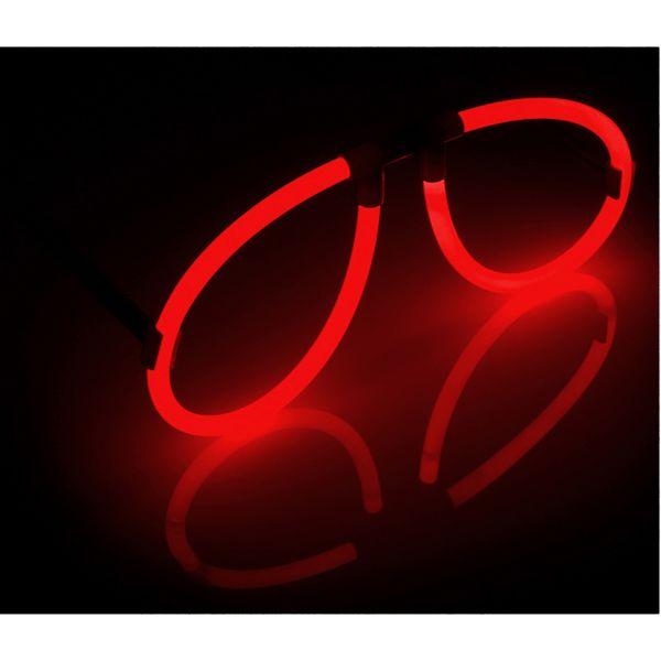 Lunettes-Bâton Lumineux rouge