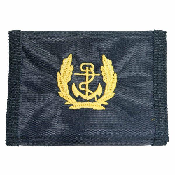 Portemonnaie Marine bleu