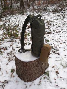 Sling Bag mit TT Flaschenhalter