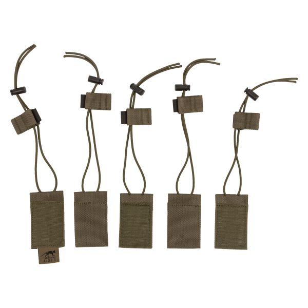 TT kit de cordons élastiques olive