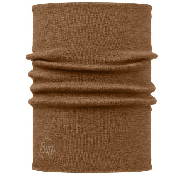 Buff Tour de cou Merino thermal solid tundra khaki
