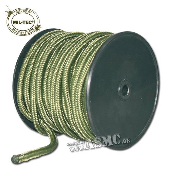 Corde Commando kaki 9 mm, 30 m