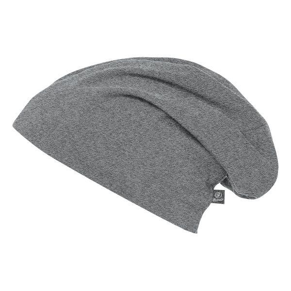 Brandit Bonnet Jersey gris