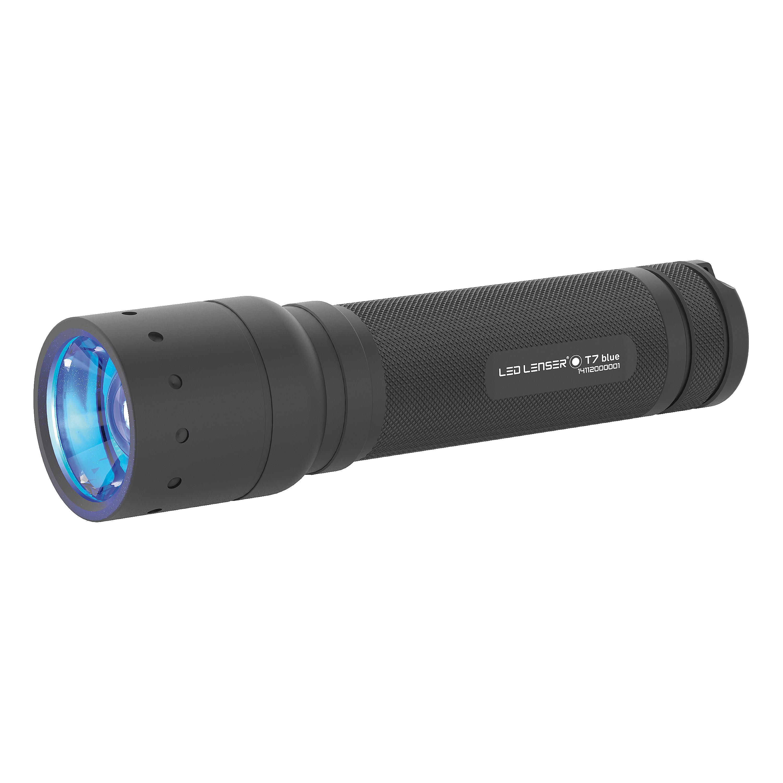 Lenser Bleu De Led Lampe T7 2 Poche NOm8wv0n