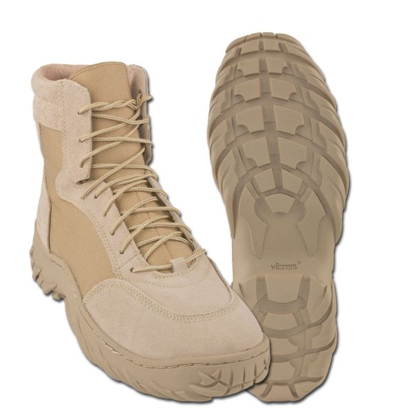 Bottes Oakley S.I Assault desert