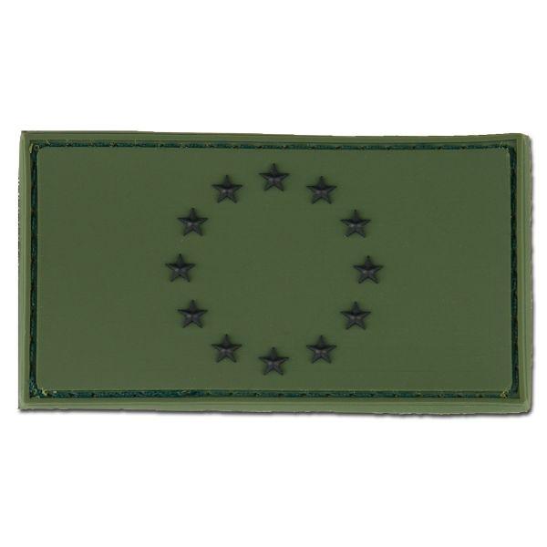 Patch 3D drapeau UE forest