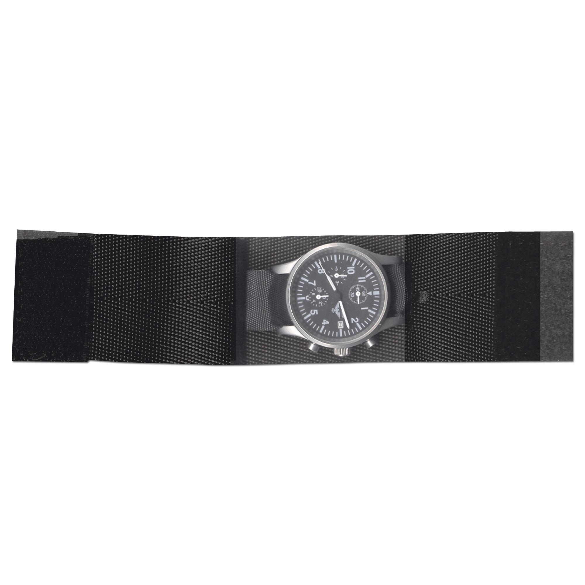 Bracelet Montre Commando noir