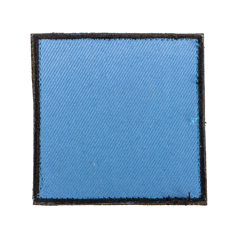 Patch Couleur de Compagnie bleu