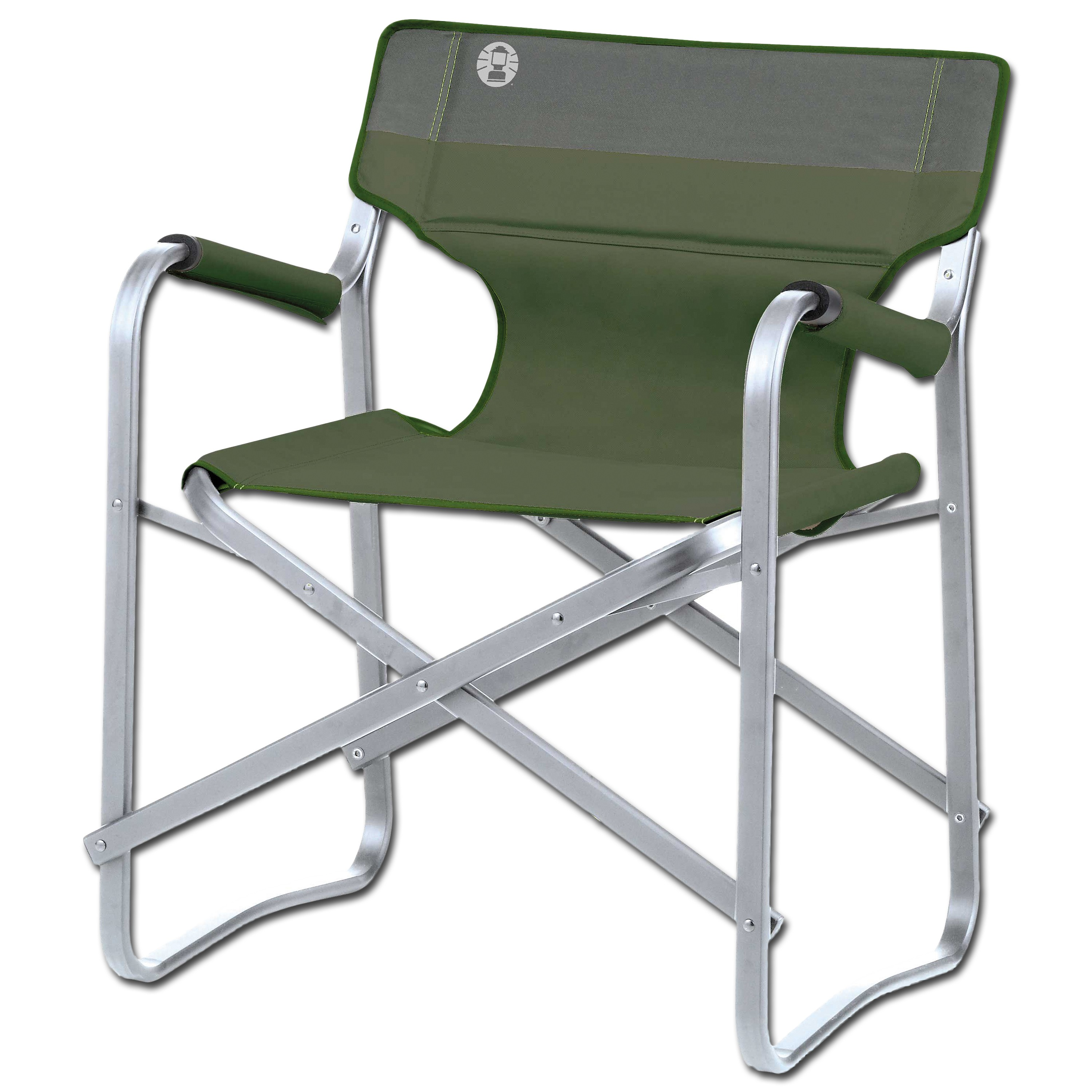 Chaise de camping Coleman Deck Chair olive