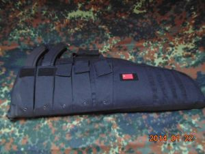 rifle case noir 100 cm