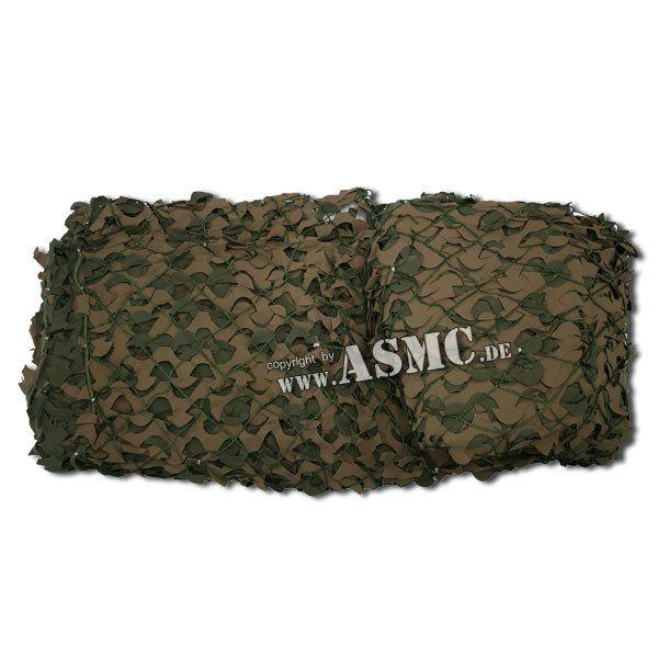 Filet de camouflage Camo System 6 x 3 m version militaire