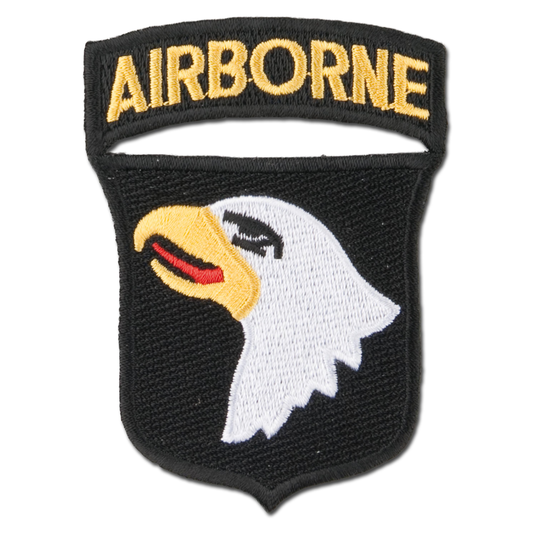 Insigne textile US 101st Airborne tab