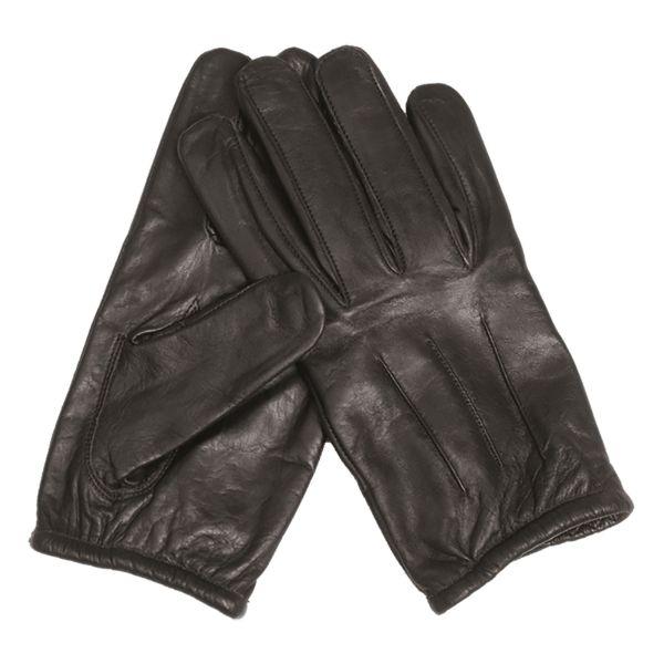 Gants Aramide résistants aux coupures noirs