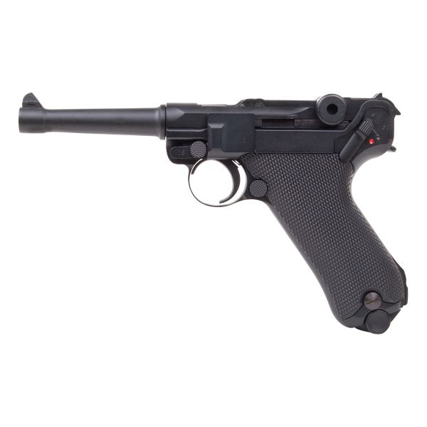 Pistolet KWC Airsoft Luger P08 GBB
