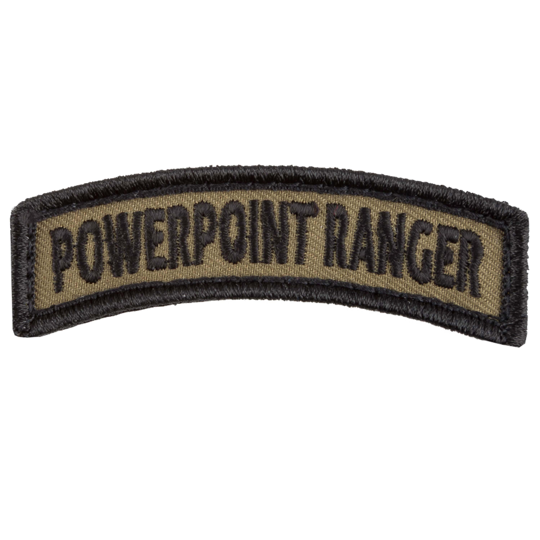 Café Viereck Patch PowerPoint Ranger arc de cercle