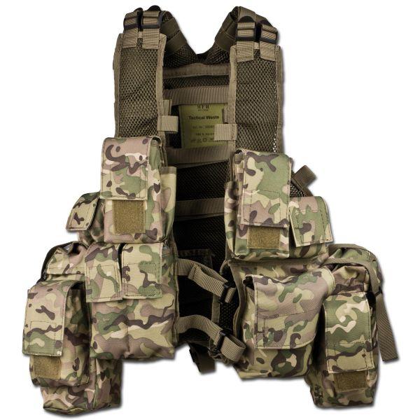 Gilet Commando RSA operation-camo