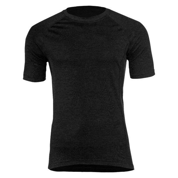 T-shirt en laine mérinos UF Pro noir