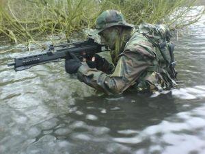 Rucksack US Assault