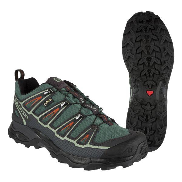 Salomon Chaussures X Ultra 2 GTX vert
