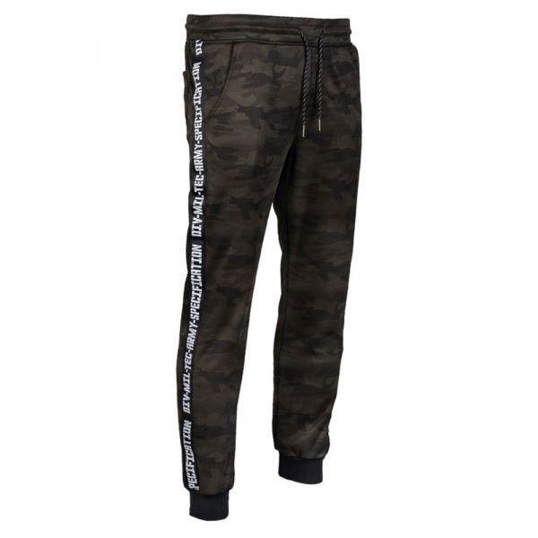 Mil-Tec Pantalon de sport woodland