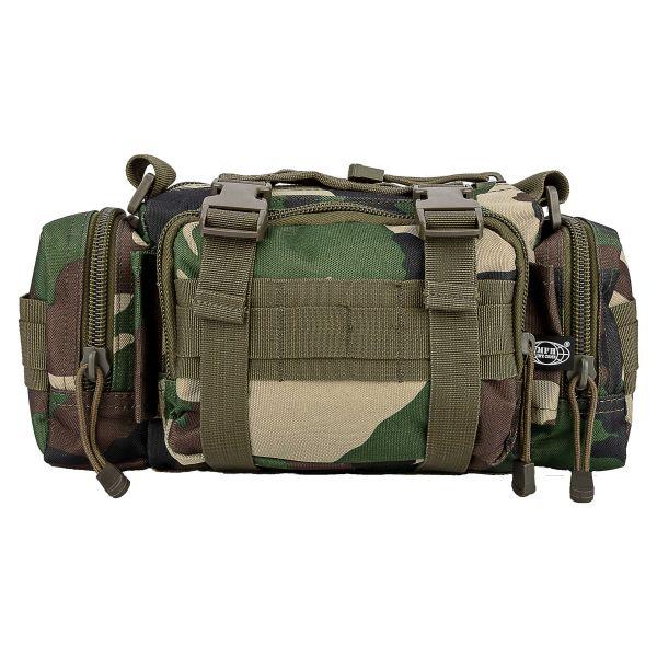 Hip Bag Combat woodland