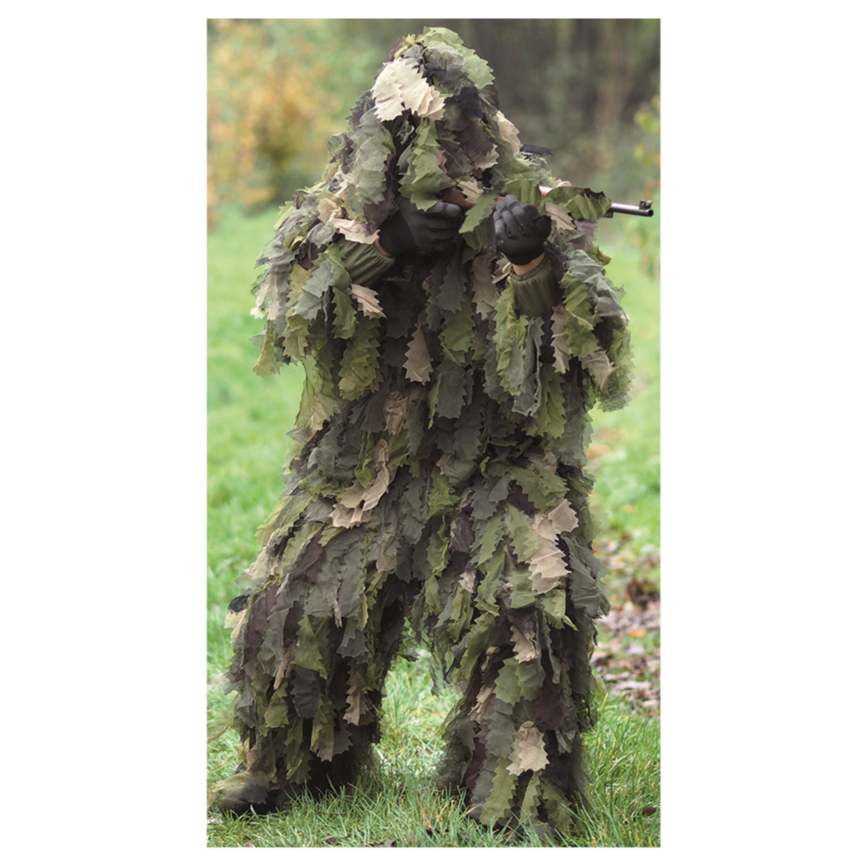 Ghillie Suit Oak Leaf 3D woodland (forêt)