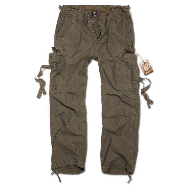 Brandit Pantalon M65 Vintage olive