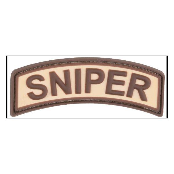 Patch 3D Sniper Tab desert
