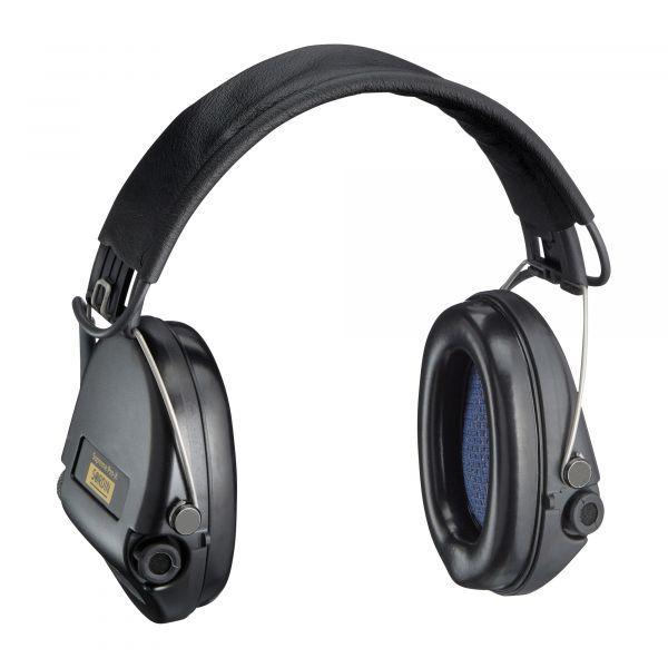 Sordin Casque anti-bruit Supreme Pro-X cuir noir