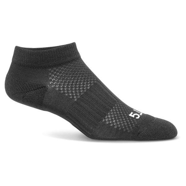 5.11 Chaussettes PT Ankle Sock lot de 3 noir