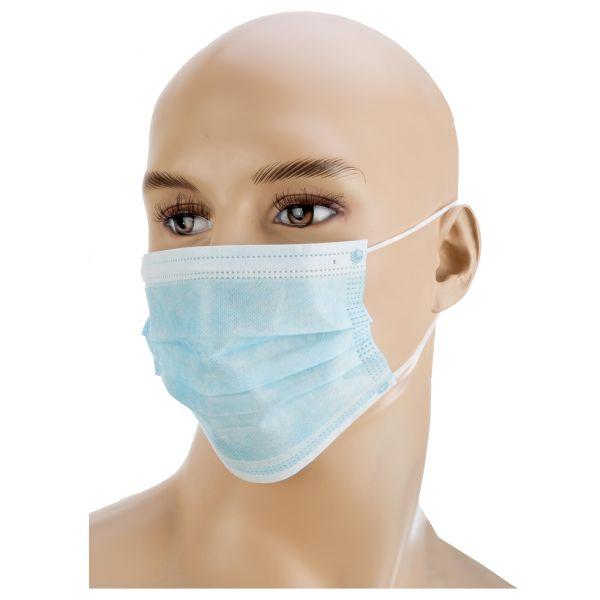 Masques de protection à usage unique 50 pièces