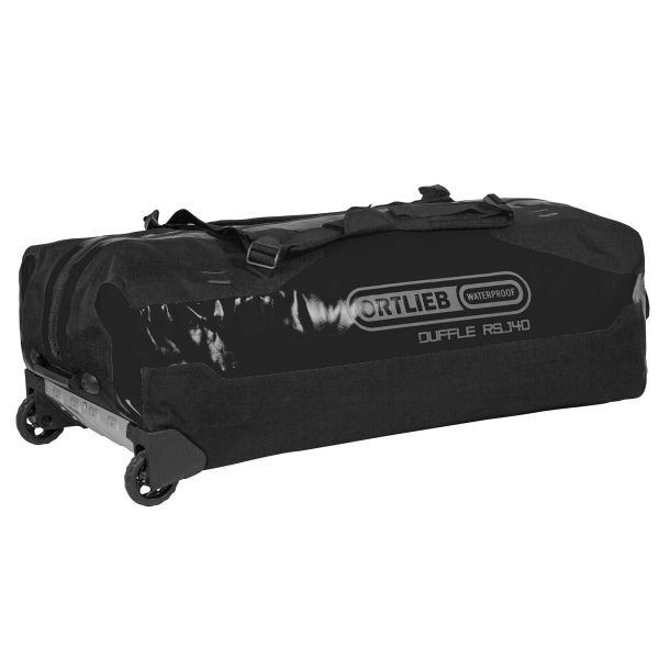 Ortlieb Sac à roulettes Duffle RS 140 litres noir