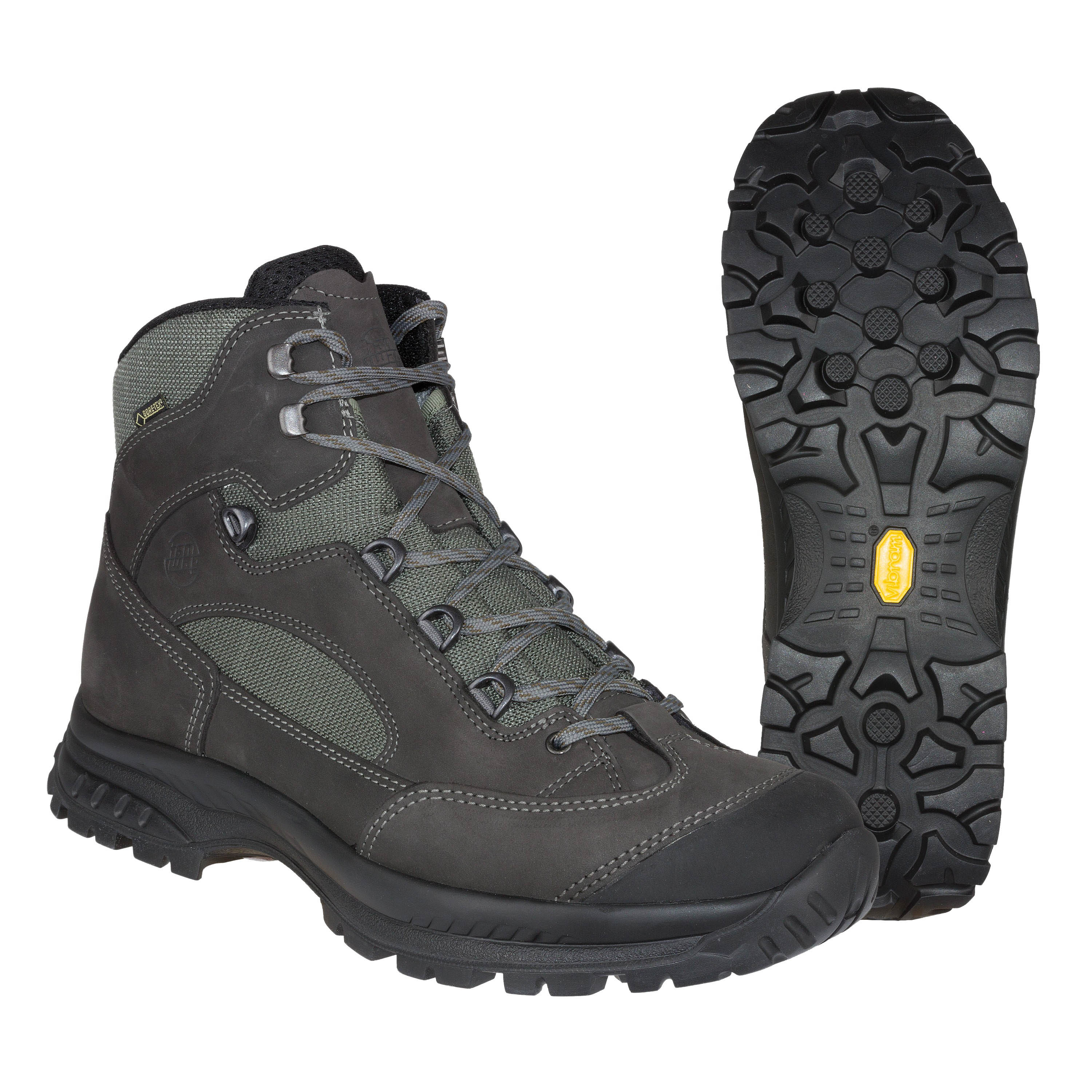 Chaussures Hanwag Banks GTX gris
