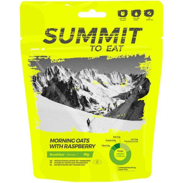 Summit to Eat Flocons d´avoine à la Framboise