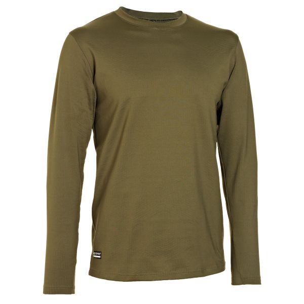 Pull Tactical Infrared CG Crew Under Armour vert oliv