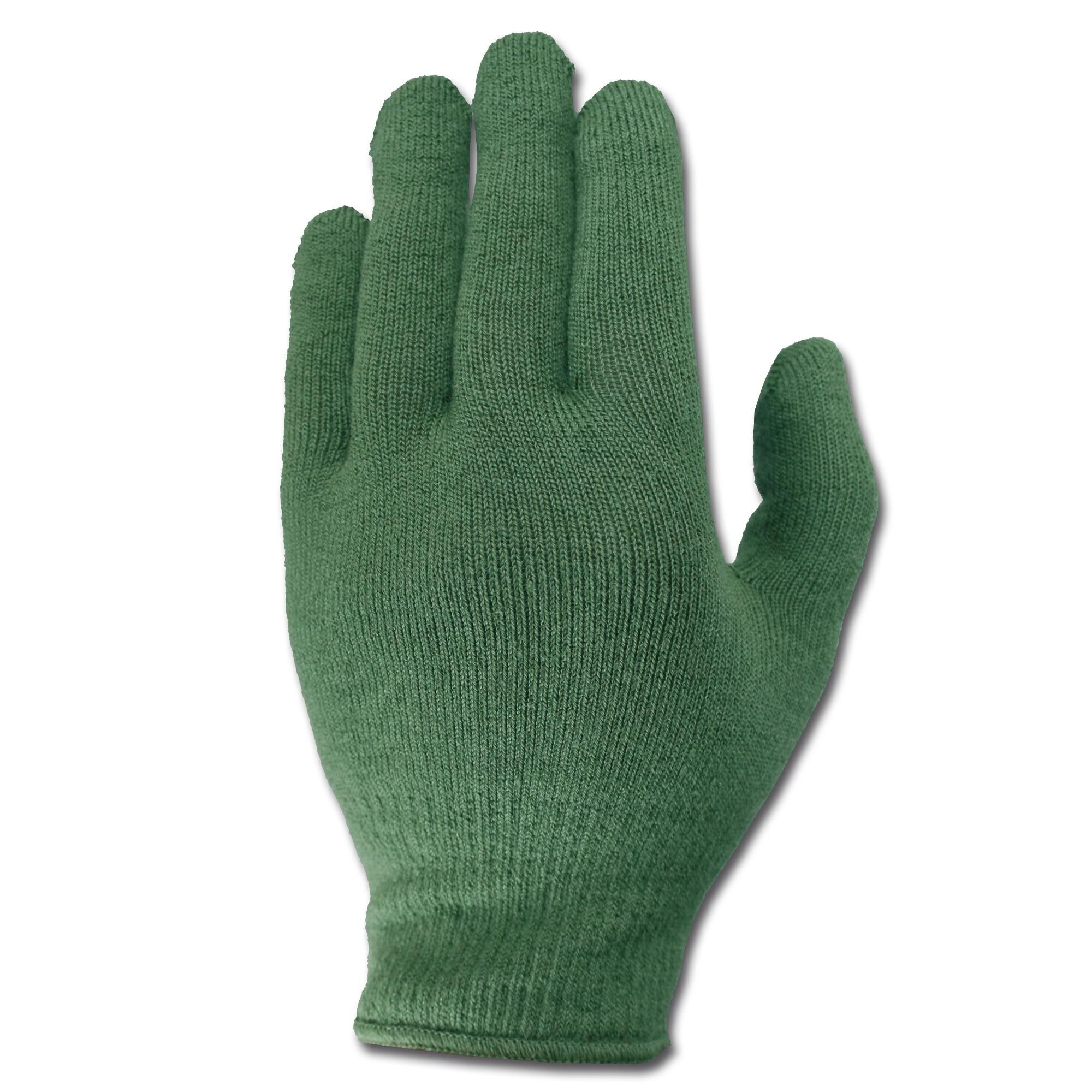 Doublure de gants BCB vert olive