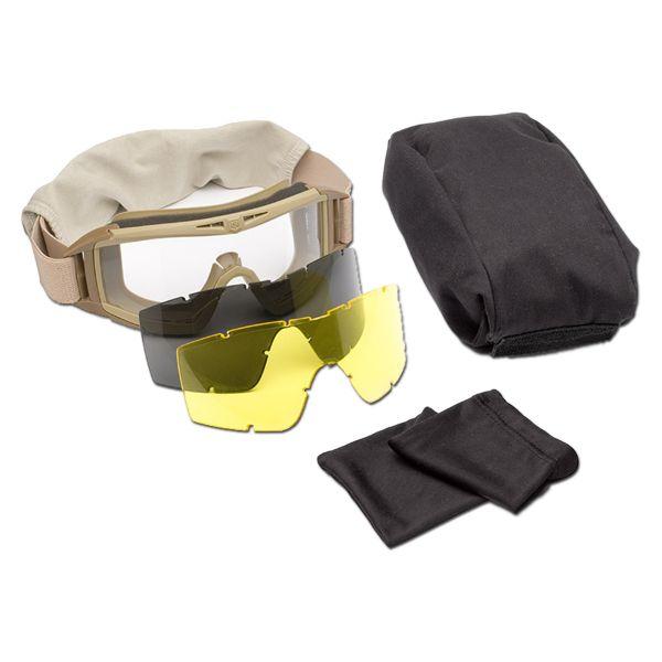 Masque Revision Desert Locust Mission Kit tan