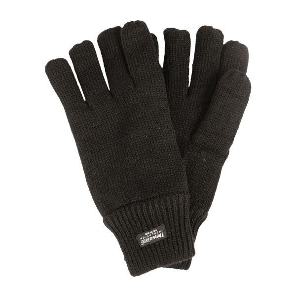 Gants Thinsulate noir